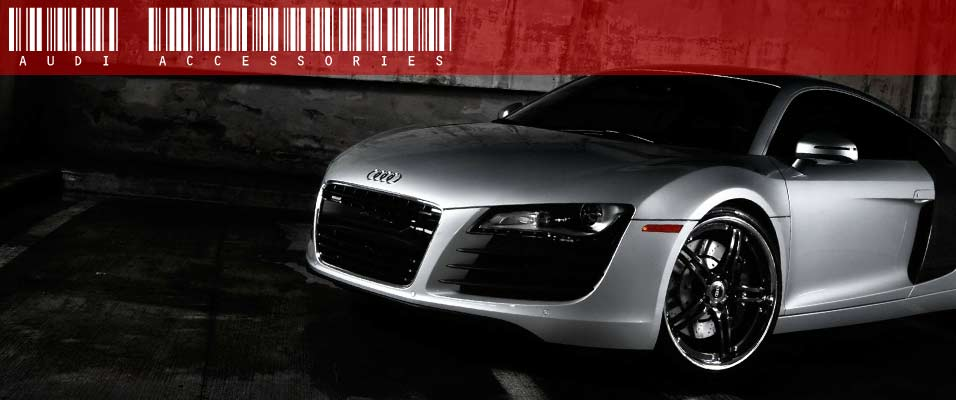 Audi Accessories | Audi Parts | Audi Performance Parts