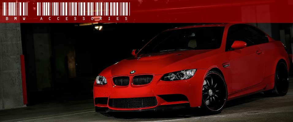 BMW Accessories | BMW Parts | BMW Performance Parts