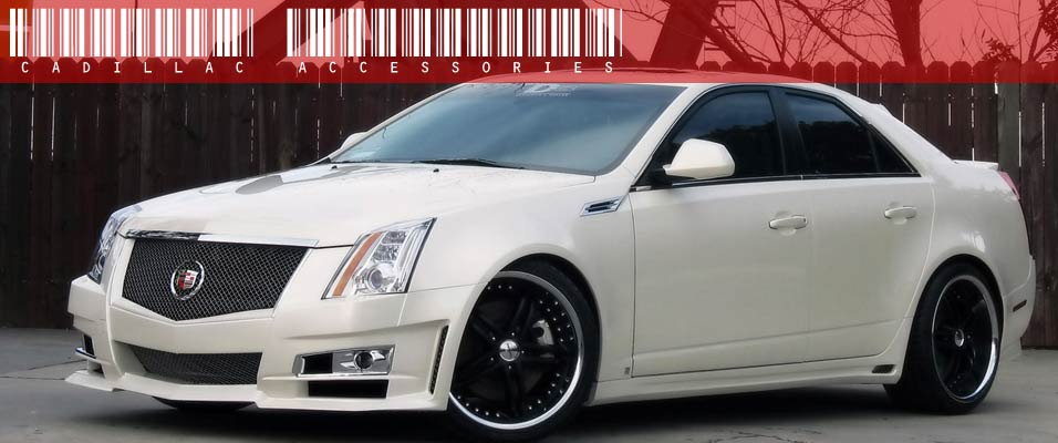 Cadillac Accessories | Cadillac Parts | Cadillac Performance Parts