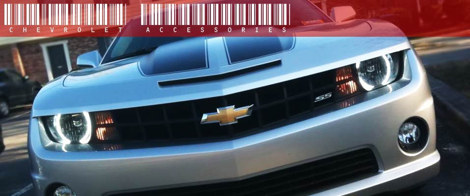 Chevrolet Accessories | Chevrolet Parts | Chevrolet Performance Parts
