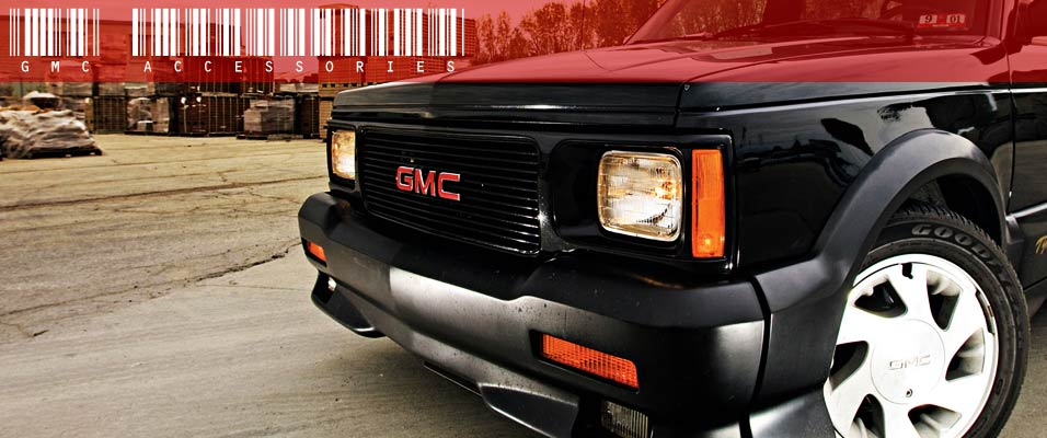 GMC Accessories | GMC Parts | GMC Performance Parts