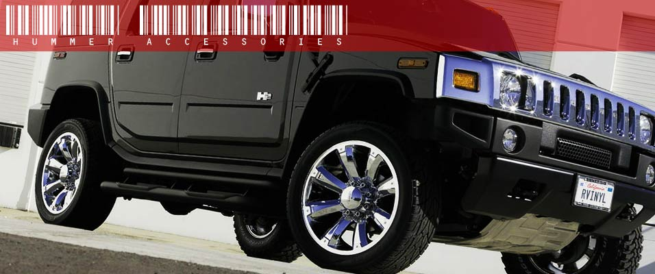 Hummer Accessories | Hummer Parts | Hummer Performance Parts