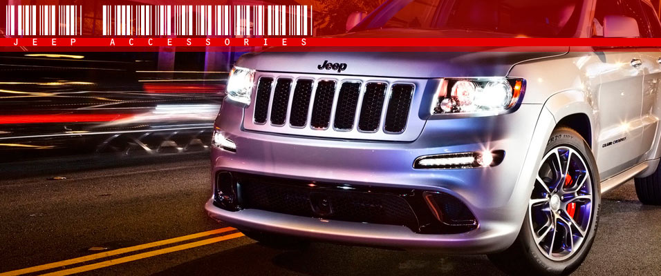 Jeep Accessories | Jeep Parts | Jeep Performance Parts