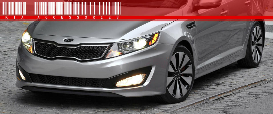 Kia Accessories | Kia Parts | Kia Performance Parts