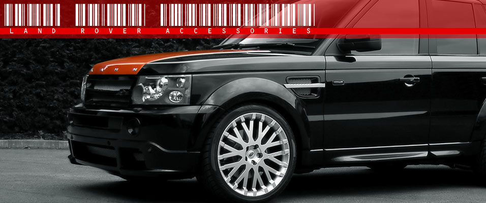 Land-Rover Accessories | Land-Rover Parts | Land-Rover Performance Parts