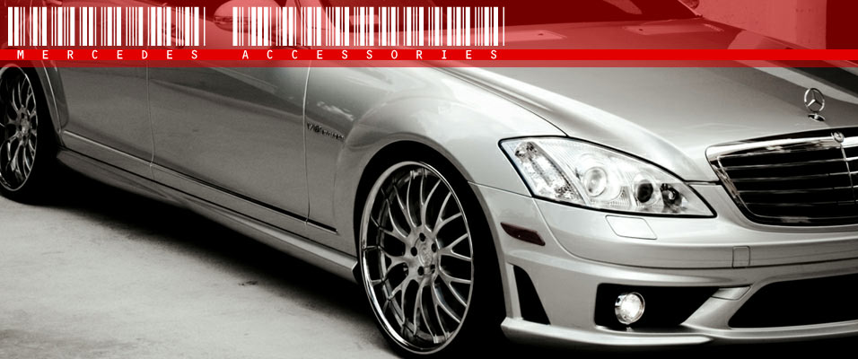 Mercedes Accessories | Mercedes Parts | Mercedes Performance Parts
