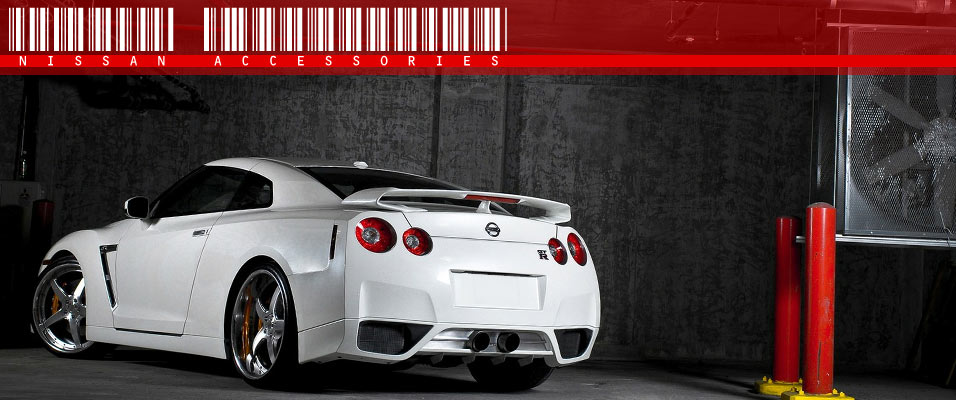 Nissan Accessories | Nissan Parts | Nissan Performance Parts