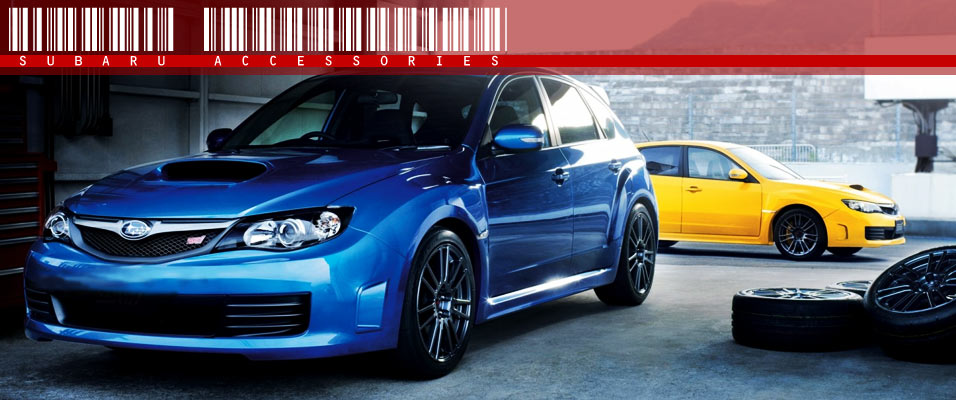 Subaru Accessories | Subaru Parts | Subaru Performance Parts