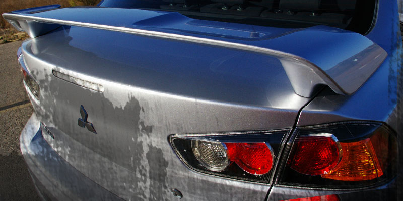 OEM Style Rear Spoilers